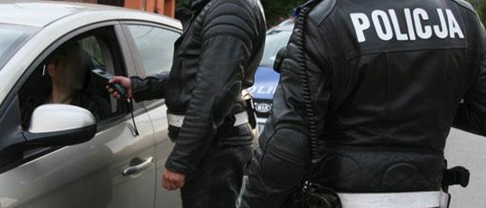 Jazda pod wpływem alkoholu Procedura zatrzymania prawa jazdy po alkoholu