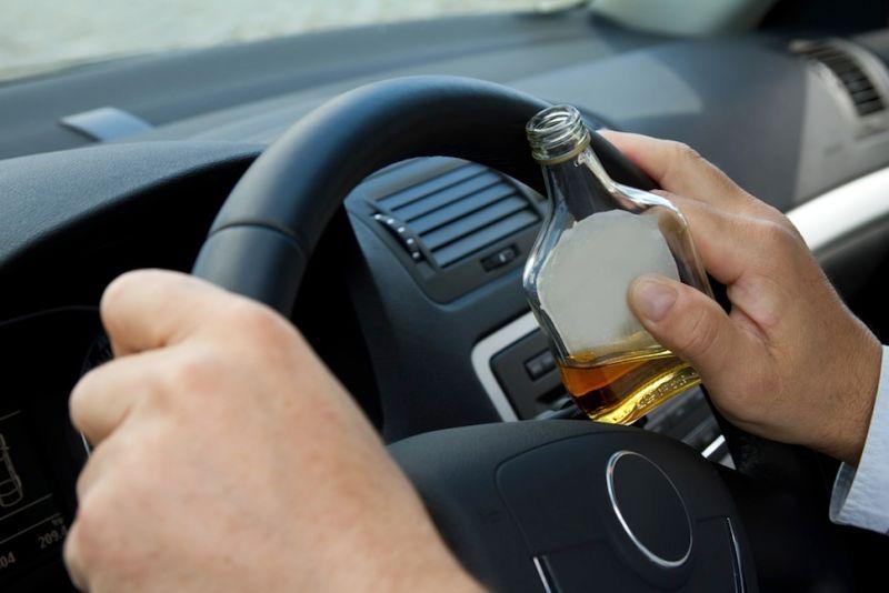 Jaka kara grozi za potrącenie pieszego przez pijanego kierowcę?