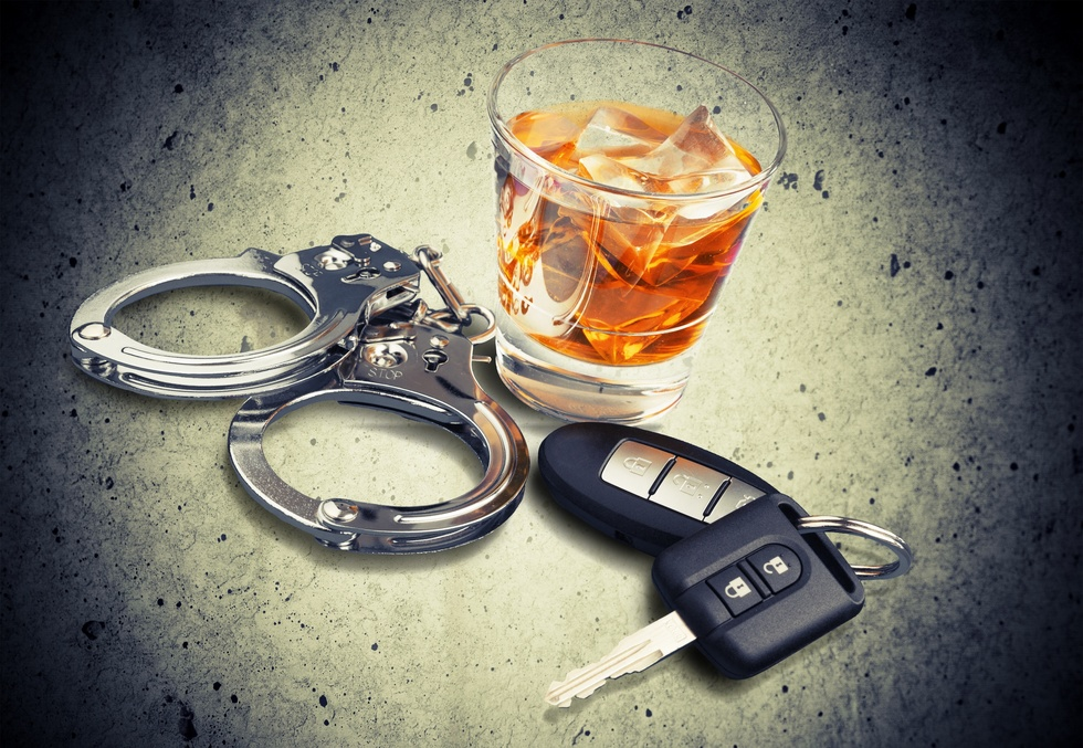 Jazda po alkoholu – jakie kary?