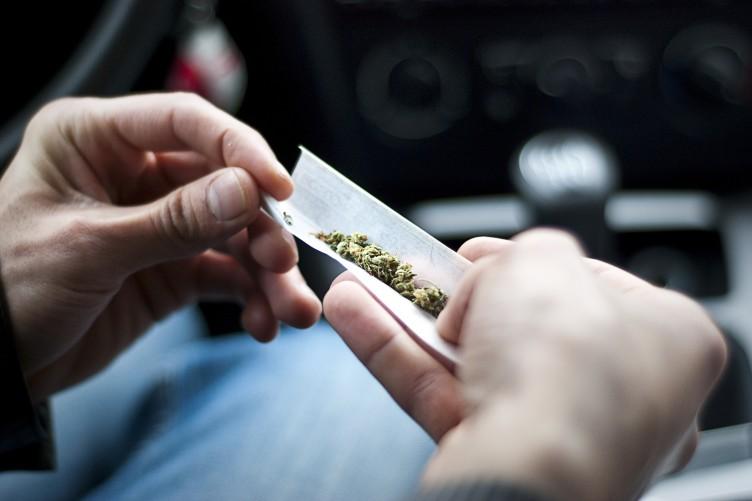 Zatrzymanie prawa jazdy za jazdę pod wpływem narkotyków