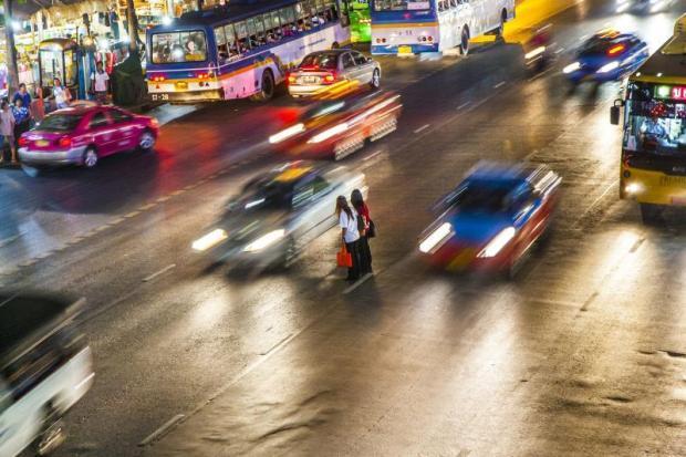 Spowodowanie zagrożenia bezpieczeństwa w ruchu drogowym